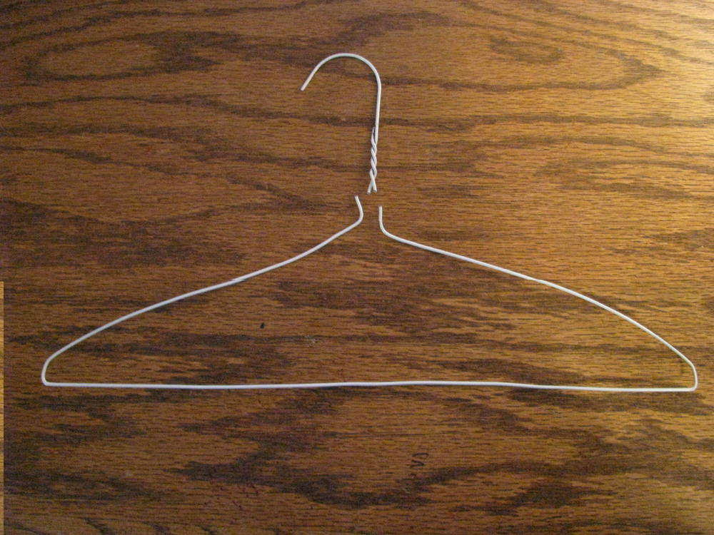 17 Uses For A Wire Coat Hanger Get Up And DIY
