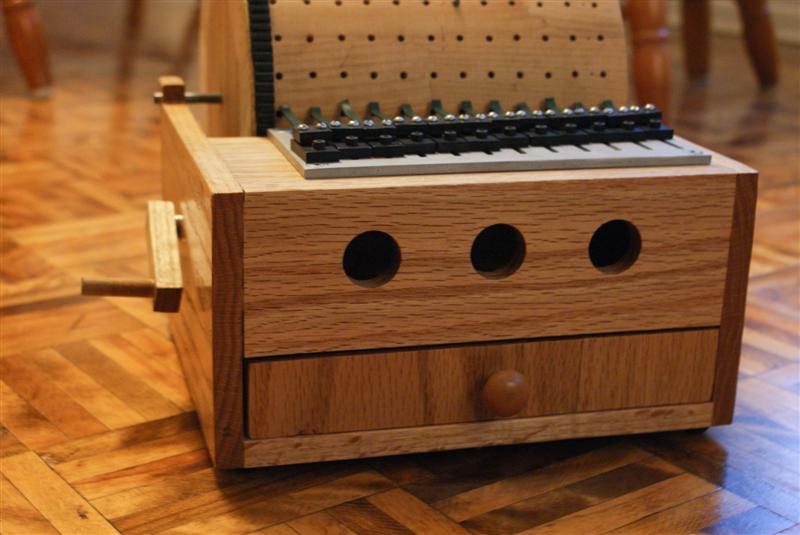 Programmable mechanical music box get up and diy code segments solutioingenieria Images